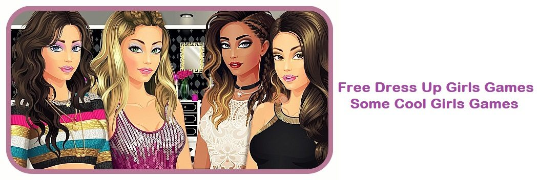 Free Dress Up Girls Games